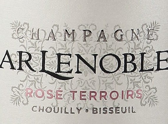 Wine & Spirits Magazine loves AR Lenoble Rosé Terroirs Chouilly-Bisseuil