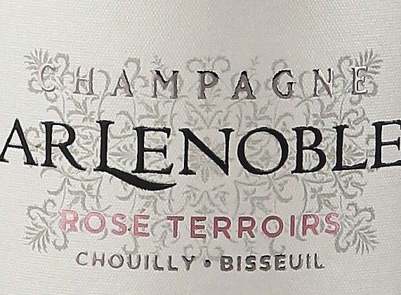 LOVE for AR Lenoble Rosé Terroirs : Wine Spectator, Wine & Spirits, Wine Enthusiast, Tyson Stelzer, Le Figaro…