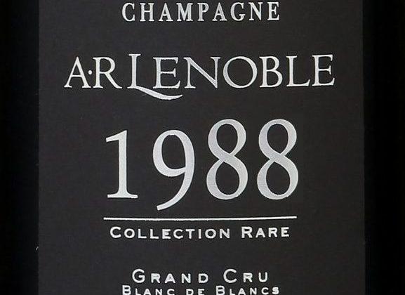 Special Release: AR Lenoble Grand Cru Blanc de Blancs Vintage 1988