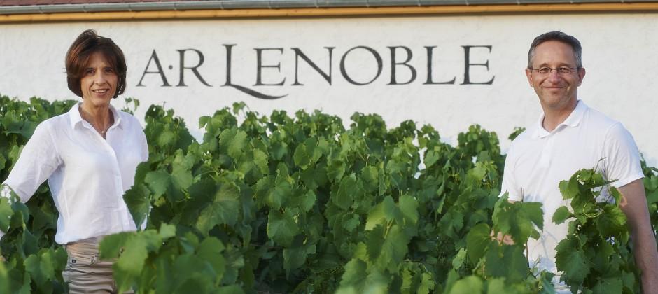 Eloge à la Loge de vignes à Bisseuil !