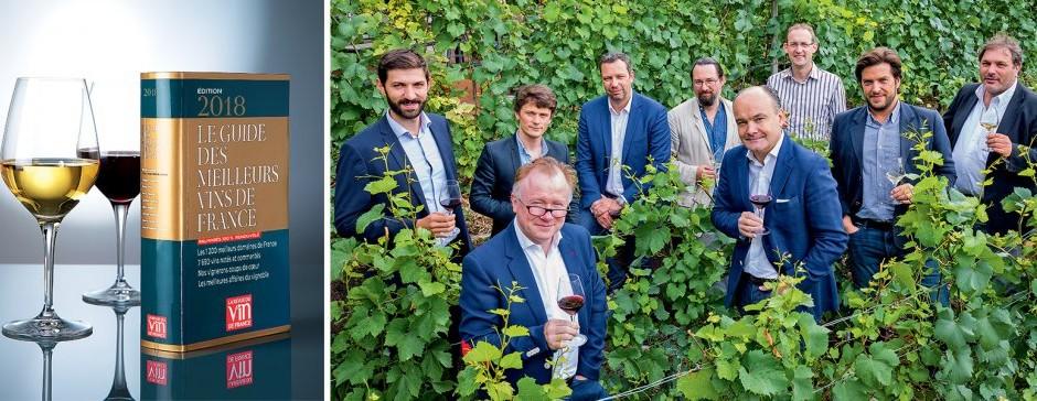 """La Revue du Vin de France: """"Nous attribuons une seconde étoile à la maison AR Lenoble dont les vins, à commencer par le Brut Intense, nous ont emballé."""""""