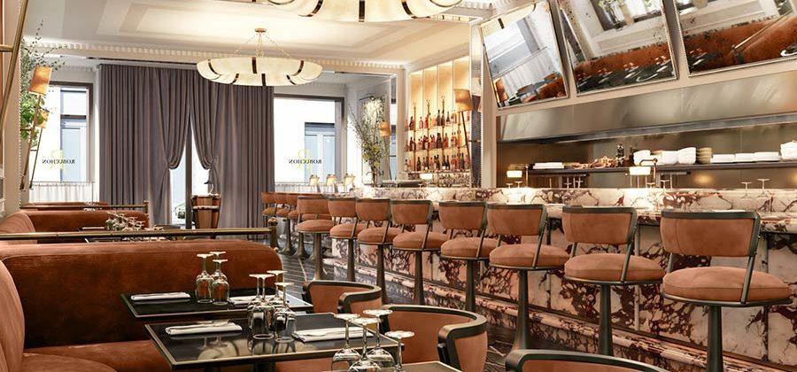 Le Comptoir Robuchon & Champagne AR Lenoble