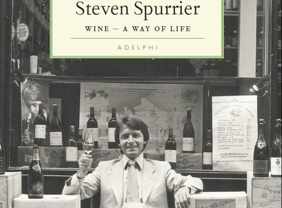 "Steven Spurrier writes about AR Lenoble, the champagne he served at his wedding, in his beautiful memoirs, ""Wine – A Way of Life"""