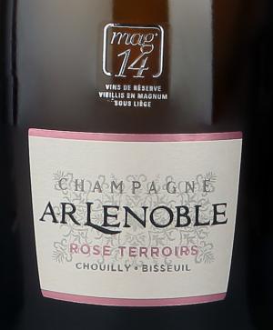 AR Lenoble Rosé terroirs is finally available! AR Lenoble Rosé Terroirs «mag 14» est enfin disponible !